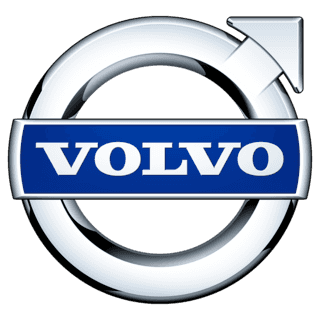 Volvo logo colour smaller